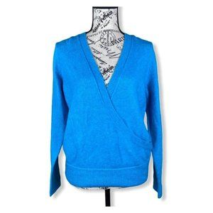 Vince Camuto Wrap Knit Pullover sweater- S